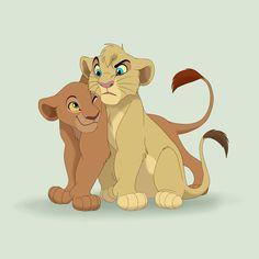 Lion King Story, Lion King 3, The Lion King 1994, Lion King Fan Art, Lion Art, Disney Lion King, Big Cats Art, Furry Art, Lion
