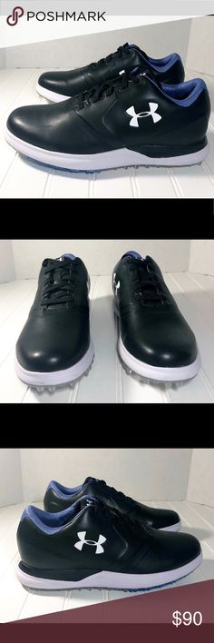 8d308aa77cb2 Under Armour Performance SL Spikeless Golf Shoes New without box Under  Armour Performance SL Spikeless Golf