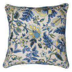 Imperial Dress Garden Path Button Tufted Decorative Pillow - 10168018018PO