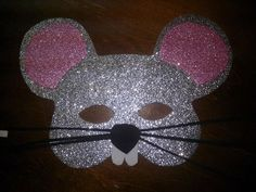 Antifaz ratón fomi