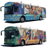 County of San Diego: San Diego County Library Bookmobiles