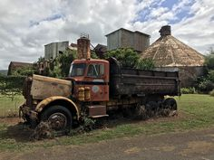 Abandoned sugar cane farm, Kauai