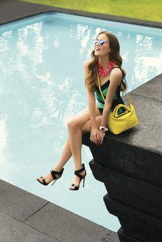 Pool party: Los looks más cool para este verano