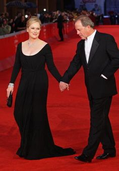 Meryl Streep Don Gummer