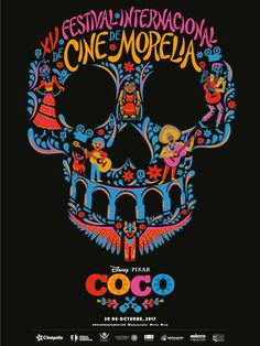 Pixar's 'Coco' to Open the 15th Annual Morelia International Film Festival on October 20