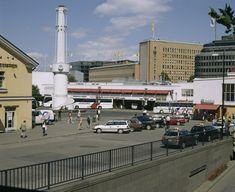 Helsingin linja-autoasema Helsinki, Street View