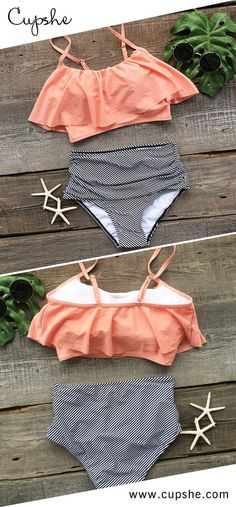 You're ready for anything that might come your way on the heated beach. Only $29.80 & short shipping time. Cupshe.com has exclusive pieces waiting for you to take home.