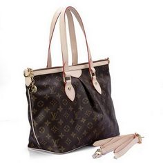 Louis Vuitton Monogram Canvas Palermo PM M40145