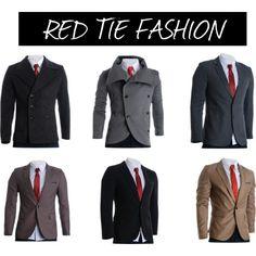 """RED TIE FASHION AT FLATSEVEN"" #FLATSEVEN #Outfit #ideas #fashion #mens #clothing www.flatsevenshop.com http://www.flatseven-mens-designer-clothing.com/ #BLACKFRIDAY #CYBERMONDAY #MENSCLOTHING #MENSCLOTHE #MENSJACKET #MENSBLAZER #MENSCASUALJACKET #MENSSHIRTS #MENSVEST #MENSCOATS #MENSCHINOS #MENSDRESSSHIRTS #MENSFASHION #FASHIONFORMEN"