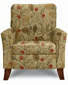 Possible Lazy Boy Accent Chair Recliner With Pattern