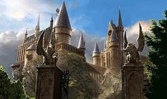 amusement parks in florida | Harry Potter theme park in Florida to open next spring | Books ...