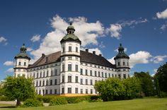 SWEDEN - Skokloster castle, is locatedon lake Mälaren between Stockholm and Uppsala - SkyscraperCity