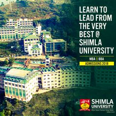 Attaining the global recognition s as Asia's fastest growing University has tendered a responsibility on our shoulders where we plan the future of our students with utmost experience and thought process so that they can become the future leaders.  Explore more at http://bit.ly/2soujmS or call at +91-9816222000, 18004198654 (Toll Free).