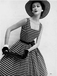 Charm Magazine- Summer 1955