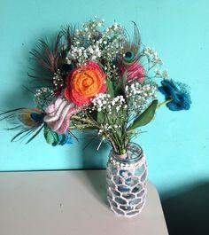 Crochet by Mjanski. Flowers