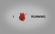 I <3 running. i do. not competitive. not marathoner. just running.