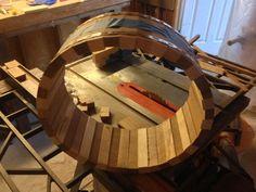 Stave Drum Build! - Woodworking Talk - Woodworkers Forum