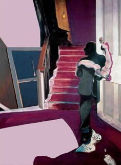 In memory of George Dyer, 1971, Francis Bacon