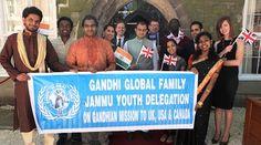 Programme organized in honour of Jammu Youth delegates of GGF at UK - Scoop News Jammu Kashmir Programming, Youth, Organization, Baseball Cards, News, Getting Organized, Organisation, Young Man, Computer Programming