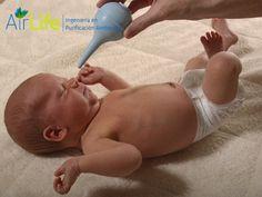 #airlife #aire #previsión #virus #hongos #bacterias #esporas #purificación  tu sabes ¿Qué causa la congestión nasal en los bebes? es causada por mucosidad seca. La nariz de un infante  cuenta con conductos pequeños .