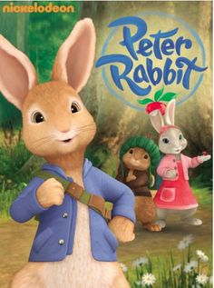 """DVD Review: """"Peter Rabbit"""" (& Giveaway Ends 3/5)"""