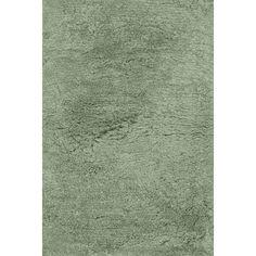 Mason Shag Hand-Tufted Seafoam Green Area Rug