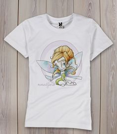camiseta campanilla manudejavea.com