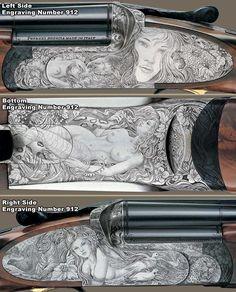 Perazzi Lady Engravings...