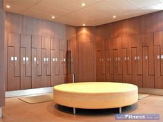 Luxury Gym, Gym Lockers, Gym Room, Light Well, Lounge, Changing Room, Fitness Design, Health Club, Luxury Houses