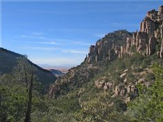 Chiricahua National Monument Willcox, AZ
