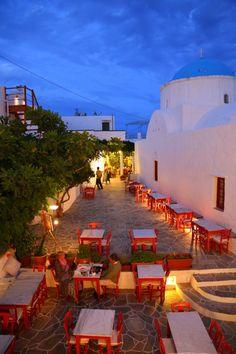 Evening in Sifnos