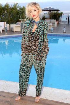 Cannes Fashion - Red Carpet Dresses at Cannes 2014 - Harper's BAZAAR. Roberto cavalli