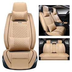 Magnetic Car Bubble Seat Cushion Massage Therapy Home Office Black