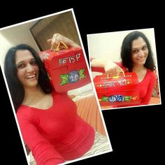 #APITConnect - #my #LAALISHQ my #Redvanity..wanna c #ur #LAALISHQ #selfie.. #click #share #win #LAALISHQ #27MAY by Samidha Guru http://bit.ly/1qyESlI