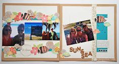 Image result for cruise scrapbooking layout ideas