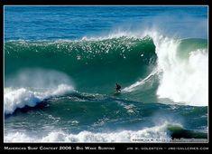 Mavericks Surf Contest - Big Wave Surfing by jimgoldstein, via Flickr