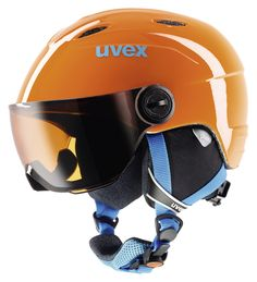 uvex junior visor    The uvex junior visor ski helmet combines function  with perfect styling. This easy to handle ski helmet is made for the  everyday ski ... 3eea1c7596e