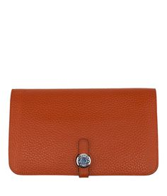 This Hermes Orange Togo Leather Dogon GM Wallet with Removable Coin Purse is now available on our website for $600.00. Check out our full collection of authentic Hermes items at http://cashinmybag.com/?s=Hermes&post_type=product. Our bags do sell very quickly But don't worry, new items are listed daily.