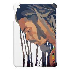 Rastafarian iPad Mini Case #junkydotcom