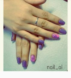 Nail flowers