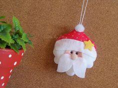 Enfeite para árvore de natal - Papai Noel