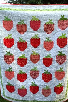 I have been wanting to make this quilt since I first saw the pattern... I fell totally and...