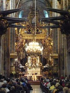 Catedral de Santiago de Compostela Cathedral, Galicia, España / Spain