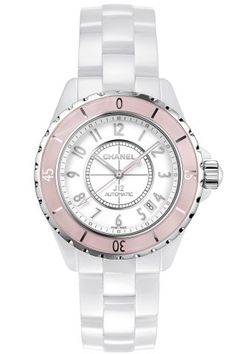 """~st """".""""  Oh I love this watch <3  We are loving these picks for summer: Chanel watch."""