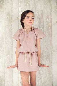 Mi pequeño Lucas - Galería Little Fashion, Runway, Cold Shoulder Dress, High Neck Dress, Dresses, Vestidos, Outfits, Spring Summer 2016, Fashion For Girls