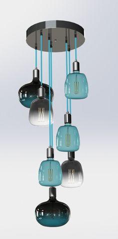 Das Jahr 2021 beginnen wir mit Lichtdesign. Um allen Räumlichkeiten eine Spur farblicher Süße verleihen zu können, haben wir die Pendelleuchte #SweetCandies entwickelt. Die Materialkombinationen sind komplett individualisierbar! Coming Soon #ZuckerfürdieAugen by #UlrikeKrages #UK_UrbanComfort  ___________________ #lighting #lightingideas #lightplanner #innenarchitekt #lightdesigner #interiorinspo #lichtplanung #pendelleuchte #interiorlightingdesign #innenarchitektur #interiorlighting Spur, Uk 5, Lighting, Collections, Urban, Shopping, Home Decor, Light Design, Home Decor Accessories
