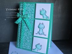 Love you Lots, 2016-18 In Colors, Emerald Envy, Stampin' Up!, 2016-17 Catalogue, Pree Designs, Yvonne Pree,