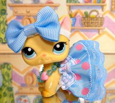 Littlest Pet Shop LPS Clothes Accessories 3 Piece Custom Outfit LPS NOT INCLUDED #Hasbro