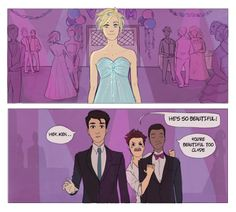 Prom Night by JunkNight Part 4 South Park Anime, South Park Fanart, Cartoon Jokes, Cartoons, South Park Characters, Teen Wolf Ships, Kevedd, Tweek And Craig, Creek South Park