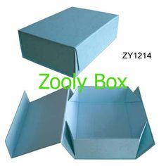 Rigid Cardboard Folding Box in Large Size